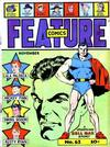 Cover for Feature Comics (Quality Comics, 1939 series) #62