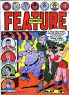 Cover for Feature Comics (Quality Comics, 1939 series) #67