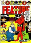 Cover for Feature Comics (Quality Comics, 1939 series) #69