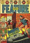 Cover for Feature Comics (Quality Comics, 1939 series) #70