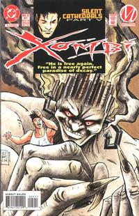 Cover Thumbnail for Xombi (DC, 1994 series) #5