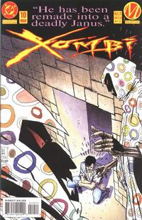 Cover Thumbnail for Xombi (DC, 1994 series) #10