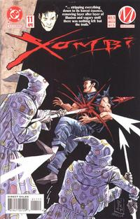 Cover Thumbnail for Xombi (DC, 1994 series) #11