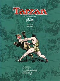 Cover Thumbnail for Tarzan in Color (NBM, 1992 series) #1