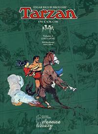 Cover Thumbnail for Tarzan in Color (NBM, 1992 series) #3