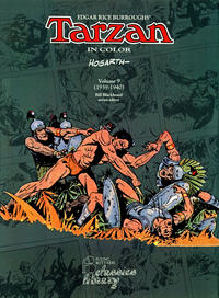 Cover Thumbnail for Tarzan in Color (NBM, 1992 series) #9