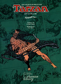 Cover Thumbnail for Tarzan in Color (NBM, 1992 series) #10