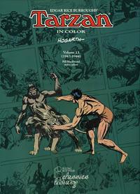 Cover Thumbnail for Tarzan in Color (NBM, 1992 series) #13