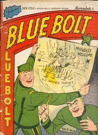 Cover Thumbnail for Blue Bolt (Novelty / Premium / Curtis, 1940 series) #v3#6 [30]