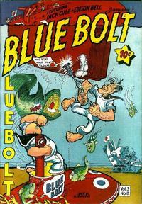 Cover Thumbnail for Blue Bolt (Novelty / Premium / Curtis, 1940 series) #v3#8 [32]