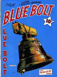 Cover Thumbnail for Blue Bolt (Novelty / Premium / Curtis, 1940 series) #v4#2 [38]