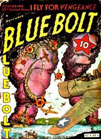 Cover Thumbnail for Blue Bolt (Novelty / Premium / Curtis, 1940 series) #v4#4 [40]