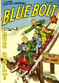 Cover Thumbnail for Blue Bolt (Novelty / Premium / Curtis, 1940 series) #v4#5 [41]