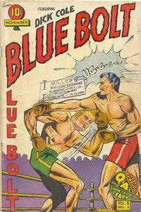 Cover Thumbnail for Blue Bolt (Novelty / Premium / Curtis, 1940 series) #v5#2 [50]