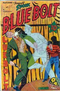 Cover Thumbnail for Blue Bolt (Novelty / Premium / Curtis, 1940 series) #v5#5 [53]