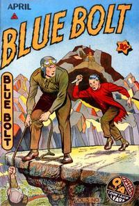 Cover Thumbnail for Blue Bolt (Novelty / Premium / Curtis, 1940 series) #v5#7 [55]