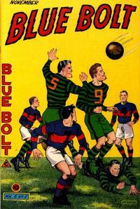 Cover Thumbnail for Blue Bolt (Novelty / Premium / Curtis, 1940 series) #v6#5 [61]