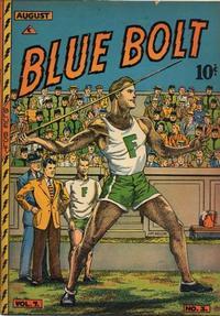 Cover Thumbnail for Blue Bolt (Novelty / Premium / Curtis, 1940 series) #v7#3 [69]