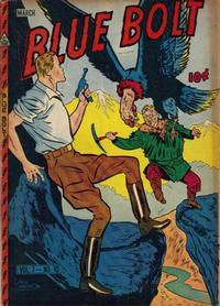 Cover Thumbnail for Blue Bolt (Novelty / Premium / Curtis, 1940 series) #v7#10 [76]