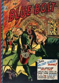 Cover Thumbnail for Blue Bolt (Novelty / Premium / Curtis, 1940 series) #v8#6 [84]