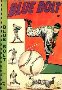 Cover Thumbnail for Blue Bolt (Novelty / Premium / Curtis, 1940 series) #v10#1 [100]