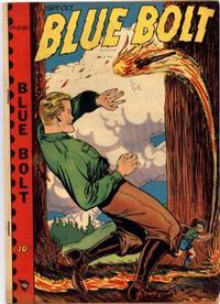 Cover Thumbnail for Blue Bolt (Novelty / Premium / Curtis, 1940 series) #v10#2 [101]