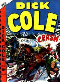 Cover Thumbnail for Dick Cole (Novelty / Premium / Curtis, 1948 series) #v1#3 [3]