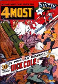 Cover Thumbnail for 4Most (Novelty / Premium / Curtis, 1941 series) #v1#1 [1]