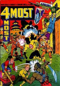 Cover Thumbnail for 4Most (Novelty / Premium / Curtis, 1941 series) #v1#2 [2]