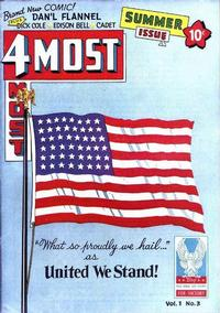 Cover Thumbnail for 4Most (Novelty / Premium / Curtis, 1941 series) #v1#3 [3]