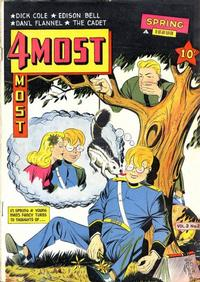 Cover Thumbnail for 4Most (Novelty / Premium / Curtis, 1941 series) #v2#2 [6]