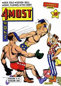 Cover Thumbnail for 4Most (Novelty / Premium / Curtis, 1941 series) #v2#3 [7]
