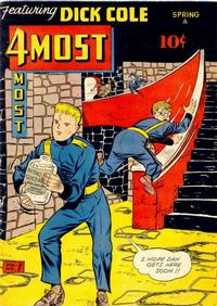 Cover Thumbnail for 4Most (Novelty / Premium / Curtis, 1941 series) #v3#2 [10]