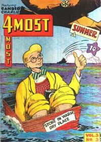 Cover Thumbnail for 4Most (Novelty / Premium / Curtis, 1941 series) #v3#3 [11]