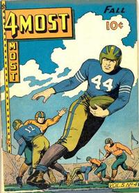 Cover Thumbnail for 4Most (Novelty / Premium / Curtis, 1941 series) #v5#4 [20]
