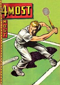 Cover Thumbnail for 4Most (Novelty / Premium / Curtis, 1941 series) #v6#3 [23]