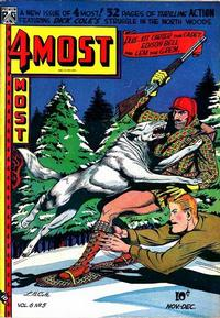 Cover Thumbnail for 4Most (Novelty / Premium / Curtis, 1941 series) #v6#5 [25]