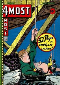 Cover Thumbnail for 4Most (Novelty / Premium / Curtis, 1941 series) #v7#2 [27]