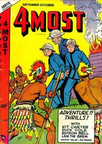 Cover Thumbnail for 4Most (Novelty / Premium / Curtis, 1941 series) #v7#5 [30]