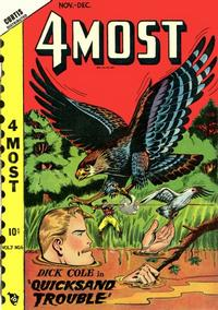 Cover Thumbnail for 4Most (Novelty / Premium / Curtis, 1941 series) #v7#6 [31]
