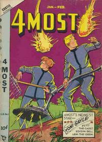 Cover Thumbnail for 4Most (Novelty / Premium / Curtis, 1941 series) #v8#1 [32]
