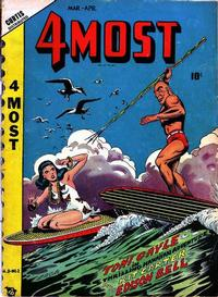 Cover Thumbnail for 4Most (Novelty / Premium / Curtis, 1941 series) #v8#2 [33]