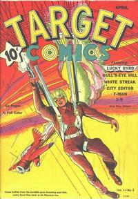 Cover Thumbnail for Target Comics (Novelty / Premium / Curtis, 1940 series) #v1#3 [3]
