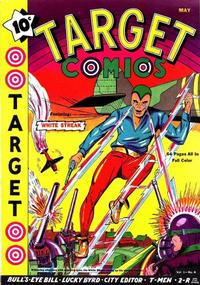 Cover Thumbnail for Target Comics (Novelty / Premium / Curtis, 1940 series) #v1#4 [4]