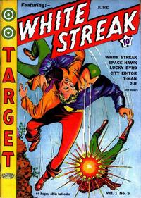 Cover Thumbnail for Target Comics (Novelty / Premium / Curtis, 1940 series) #v1#5 [5]