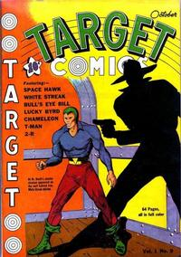 Cover Thumbnail for Target Comics (Novelty / Premium / Curtis, 1940 series) #v1#9 [9]