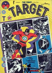 Cover Thumbnail for Target Comics (Novelty / Premium / Curtis, 1940 series) #v2#4 [16]