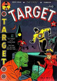 Cover Thumbnail for Target Comics (Novelty / Premium / Curtis, 1940 series) #v2#5 [17]