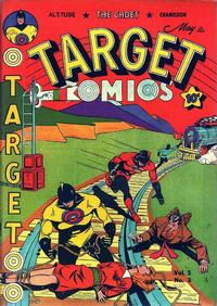 Cover Thumbnail for Target Comics (Novelty / Premium / Curtis, 1940 series) #v3#3 [27]