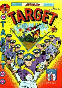 Cover Thumbnail for Target Comics (Novelty / Premium / Curtis, 1940 series) #v3#4 [28]
